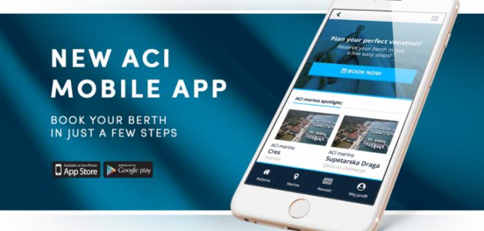 ACI Marinas: neue App