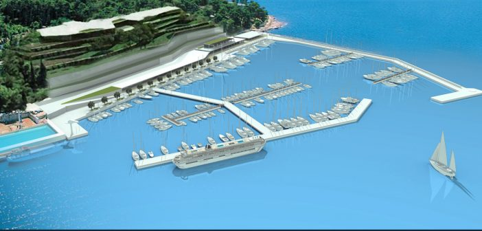 ACI Marina Rovinj: Totalumbau bis 2018