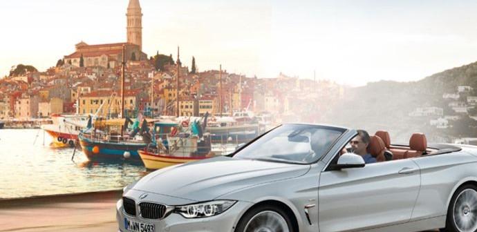 Ein Gefühl von Freiheit: Mit Gratis-BMW durch Istrien