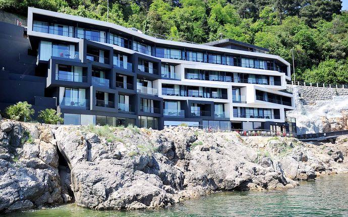 Designhotel navis der neue hotspot an der opatija riviera for Neue design hotels