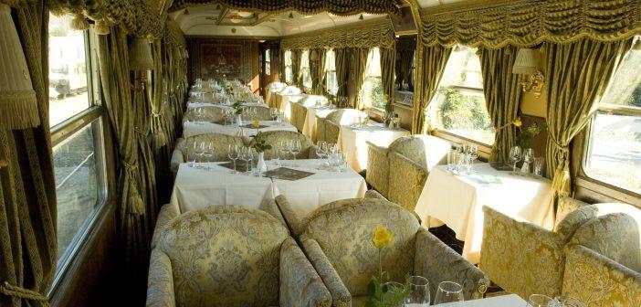 Im kaiserlichen Salonwagen zur Opatija-Riviera