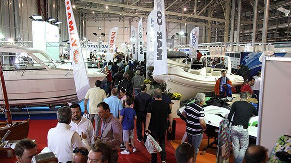 Boat Show Athen 2017